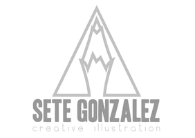 Sete Gonzalez​ Creative illustration